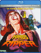 Hands Of The Ripper (Blu-ray + DVD Combo) Blu-ray
