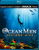 IMAX: Ocean Men - Extreme Dive Blu-ray