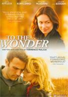To The Wonder Movie