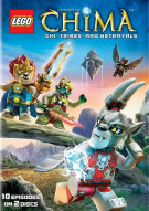 LEGO: Legends Of Chima - Season One Part Two Movie