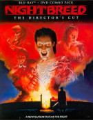 Nightbreed: The Directors Cut (Blu-ray + DVD Combo) Blu-ray