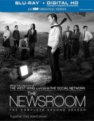 Newsroom, The: The Complete Second Season (Blu-ray + UltraViolet) Blu-ray