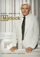 Matlock: The Complete Series Movie