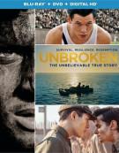 Unbroken (Blu-ray + DVD + UltraViolet) Blu-ray
