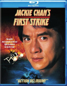Jackie Chans First Strike Blu-ray