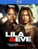 Lila & Eve Blu-ray