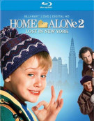 Home Alone 2: Lost In New York (Blu-ray + DVD + UltraViolet) (Repackage) Blu-ray
