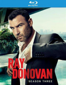 Ray Donovan: Season Three Blu-ray