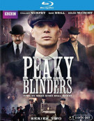 Peaky Blinders: Season Two Blu-ray