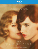 Danish Girl, The (Blu-ray + UltraViolet) Blu-ray