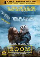Room (DVD + UltraViolet) Movie