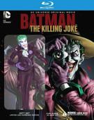 Batman: The Killing Joke (Blu-ray + DVD + UltraViolet + Figurine) Blu-ray