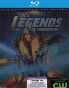 DCs Legends Of Tomorrow: The Complete First Season (Blu-ray + UltraViolet) Blu-ray