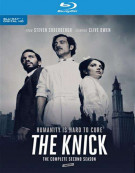 Knick, The: The Complete Second Season (Blu-ray + UltraViolet) Blu-ray