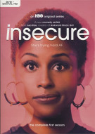 Insecure: The Complete First Season (DVD + UltraViolet) Movie