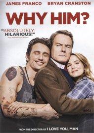 Why Him? (DVD + UltraViolet) Movie