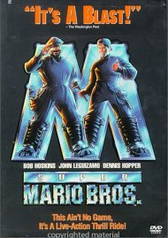 Super Mario Brothers Movie