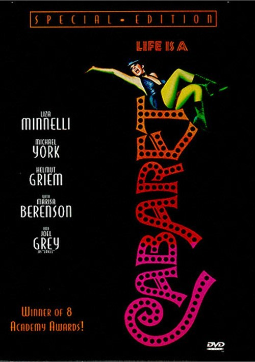 Cabaret: Special Edition Movie