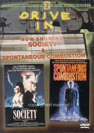 Society / Spontaneous Combustion (Drive-In Double Feature) Movie