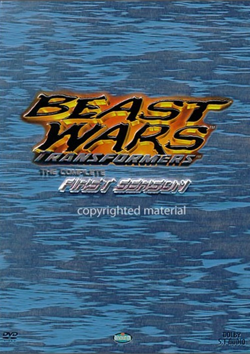 Beast Wars Transformers: Complete First Season Boxed Set Movie