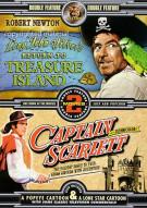 Return To Treasure Island / Captain Scarlett (Double Feature) Movie