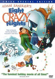 Eight Crazy Nights Movie