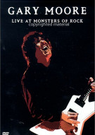 Gary Moore: Live At The Monsters Of Rock Movie
