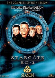 Stargate SG-1: The Complete Seventh Season Movie