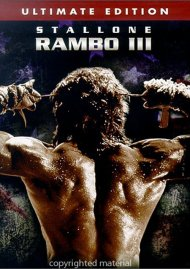 Rambo III: Ultimate Edition Movie