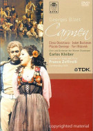 Bizet: Carmen - Directed For Stage By Franco Zeffirelli Movie