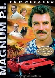 Magnum P.I.: The Complete Second Season Movie