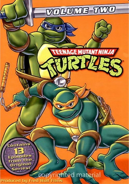 Teenage Mutant Ninja Turtles: Season 2 Movie