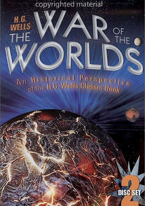 essay on war of the worlds by h.g wells The war of the worlds by h g wells this discussion will aim to explain what techniques hg well's uses, which makes 'war of the worlds' a gripping and.