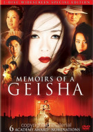 Memoirs Of A Geisha (Widescreen) Movie