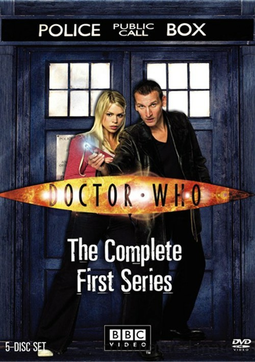 Doctor Who: The Complete First Series Movie