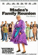 Madeas Family Reunion: The Movie (Widescreen) Movie