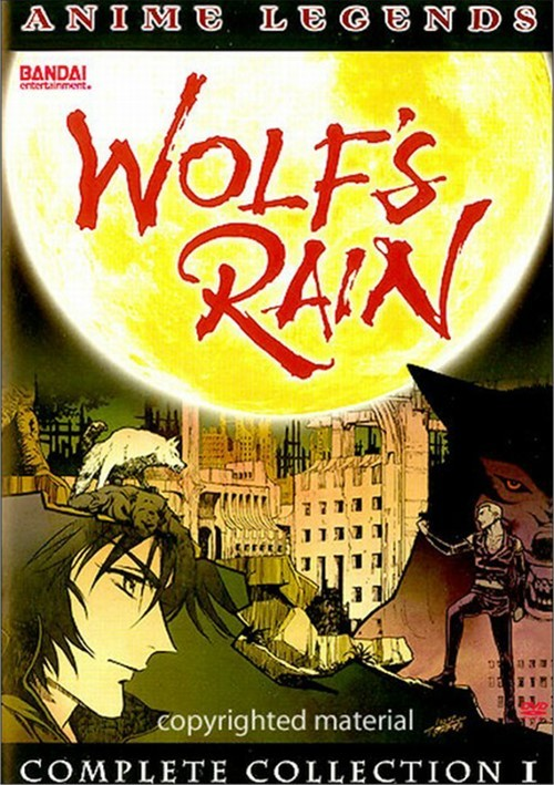 Wolfs Rain: Anime Legends - Complete Collection I Movie