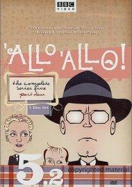 Allo Allo!: The Complete Series Five - Part Deux Movie