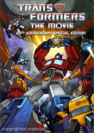 Transformers: The Movie - 20th Anniversary Special Edition Movie