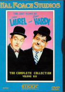 Lost Films of Laurel & Hardy #6 Movie