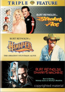 Stroker Ace / Hooper / Sharkys Machine (Triple Feature) Movie