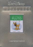 Complete Pluto, The: Volume 2 - Walt Disney Treasures Limited Edition Tin Movie