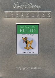 Complete Pluto, The: Volume 2 - Walt Disney Treasures Limited Edition Tin Movie