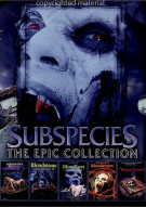 Subspecies: The Epic Collection Movie