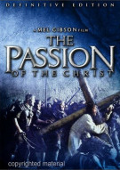 Passion Of The Christ, The: Definitive Edition Movie