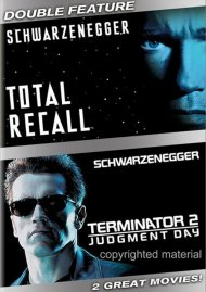 Total Recall / Terminator 2: Judgment Day (Double Feature) Movie