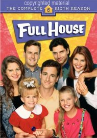 Full House: The Complete Sixth Season Movie