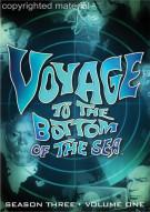 Voyage To The Bottom Of The Sea: Season 3 - Volume 1 Movie