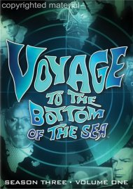 Voyage To The Bottom Of The Sea: Season 3 - Volume 1 Movie
