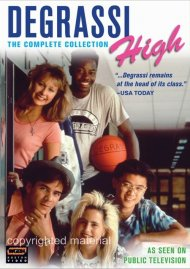 Degrassi High: The Complete Series Movie